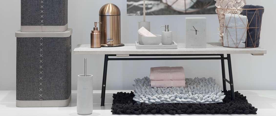 tips voor de styling van je badkamer en toilet