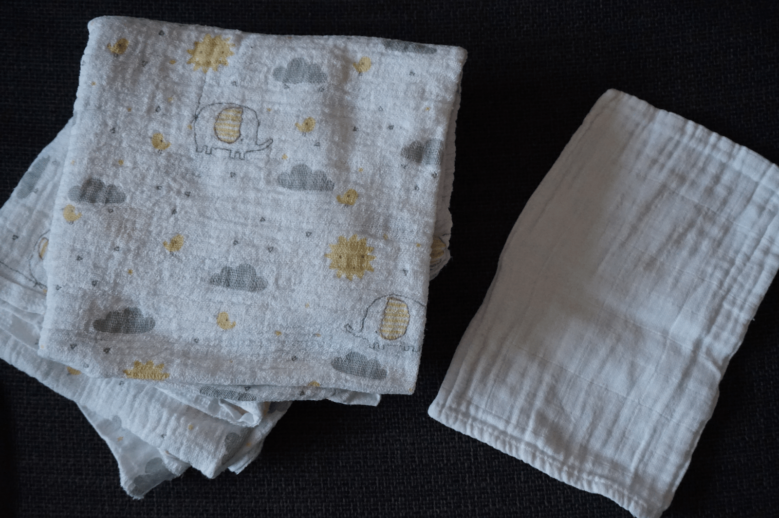 hydrofiele doeken washandjes c&a