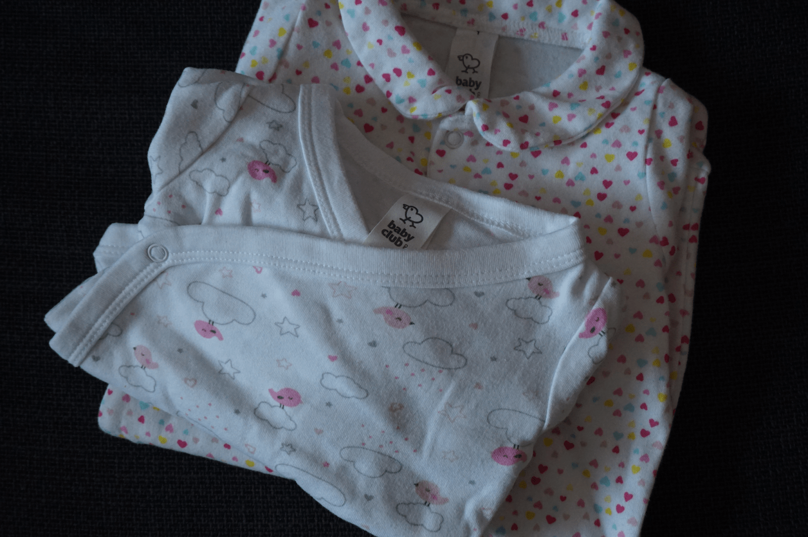 rompertje pyjama c&a