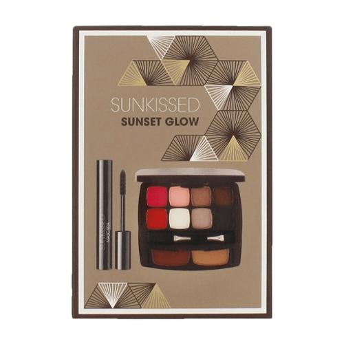 sunkisses sunset glow set cosmetic gift set