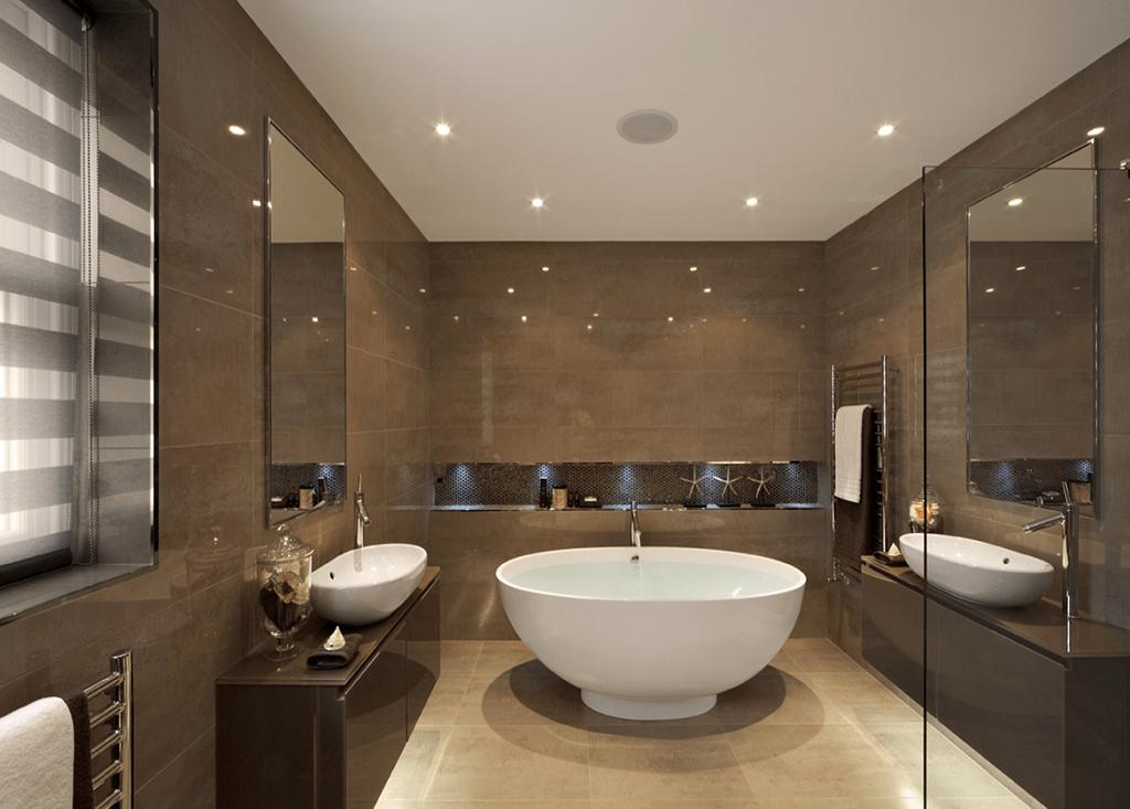 led inbouwspots badkamer