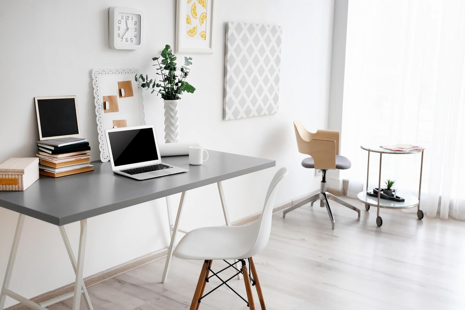 tips om je bureau in te richten