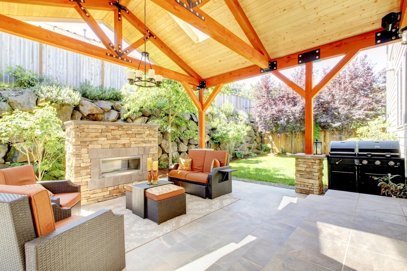 veranda fonteyn