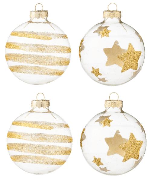 hema kerstcollectie goud zilver kerstballen kerst hangers