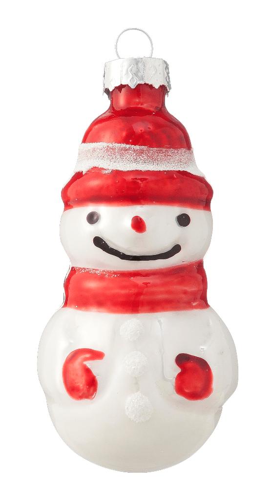 hema kerstcollectie sneeuwpop sneeuwman hanger